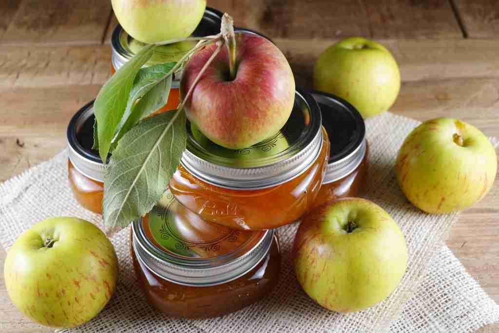 Рецепты из яблок на зиму с фото