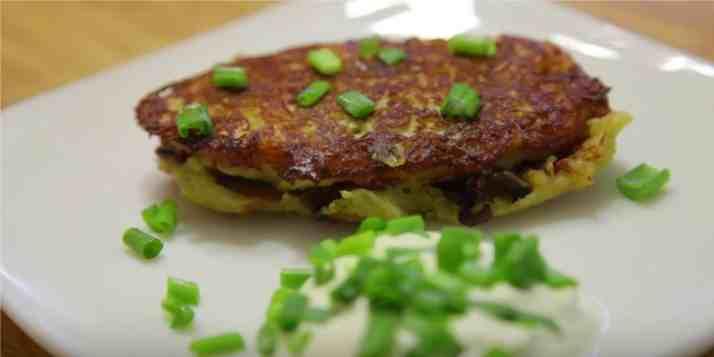 Картофельные драники на электрогриле - рецепт пошаговый с фото