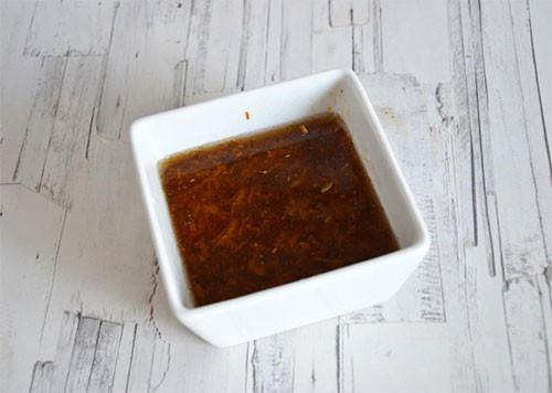 Соус для карбонада