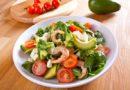 Салат с креветками – лучший рецепт приготовления вкусного салата в домашних условиях