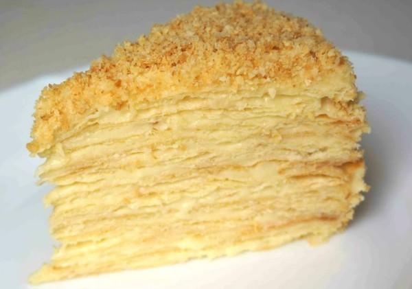 Торт наполеон — рецепт c пошаговым руководством. Как сделать лучший крем для торта в домашних условиях?