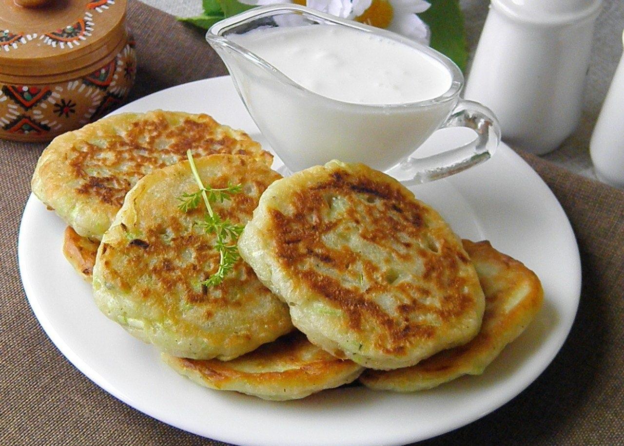 быстро и вкусно рецепты с фото оладьи