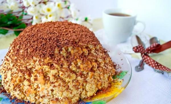 Тортаы муравейника с фото пошагово в домашних условиях