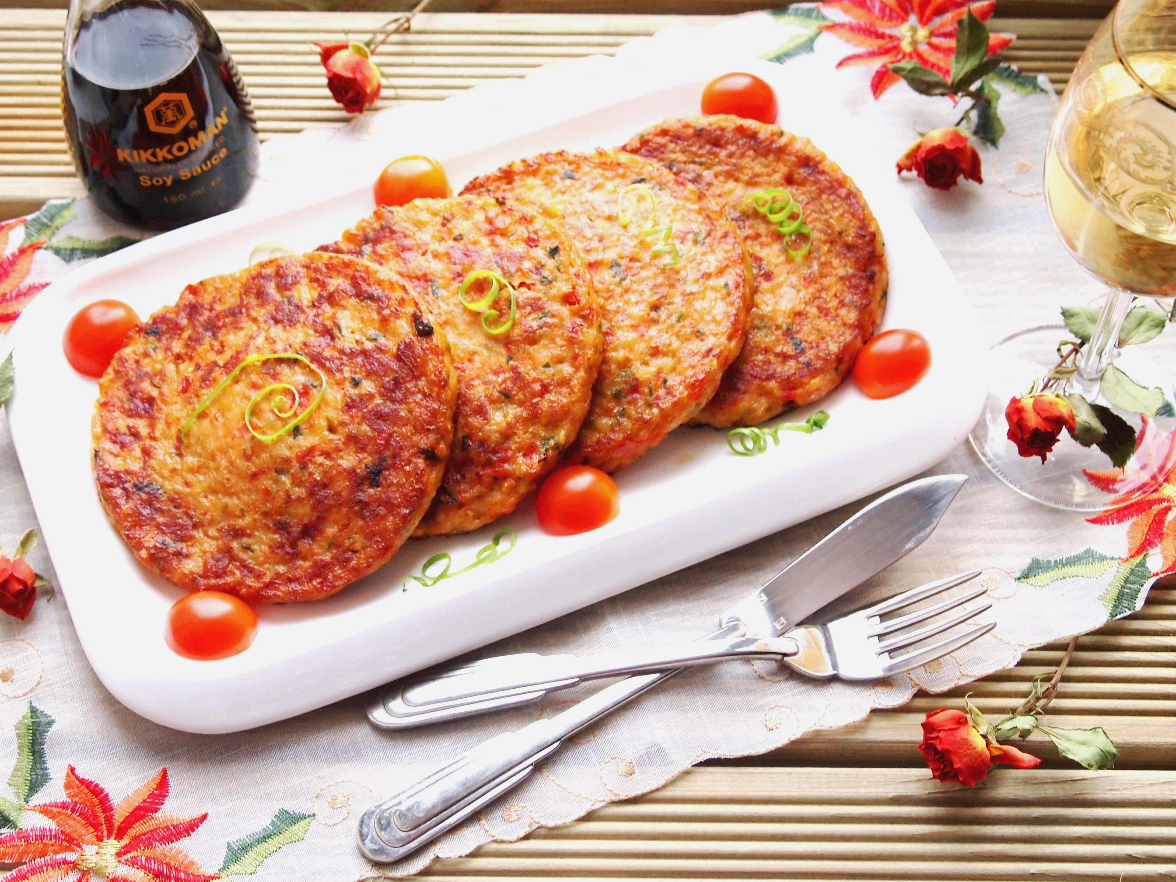 Оладьи из овощей рецепт с фото пошагово