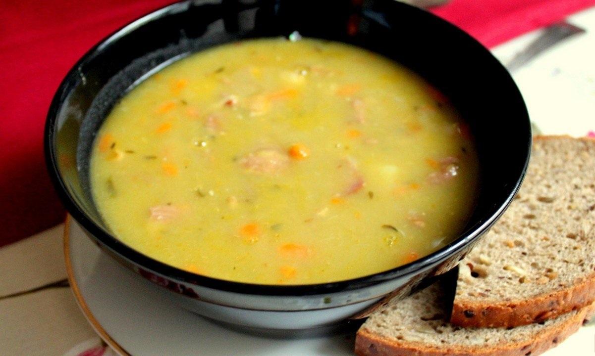 Как готовить гороховый суп с мясом свинины рецепт с фото пошагово