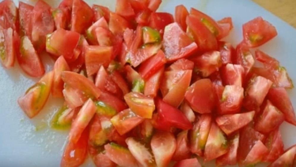 Салат из кабачков на зиму без стерилизации