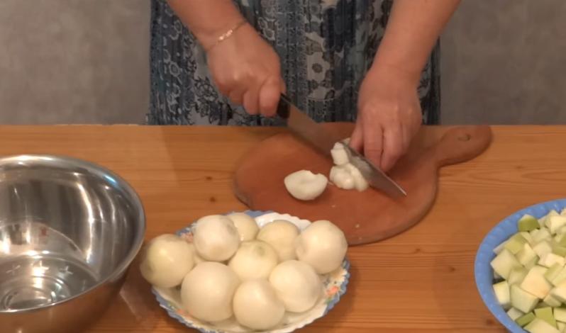 Простые и очень вкусныеы из кабачков
