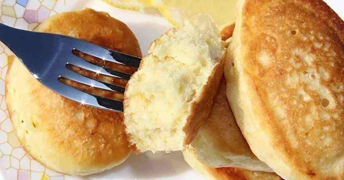 Рецепт пышных оладьев на кефире рецепт с фото пошагово